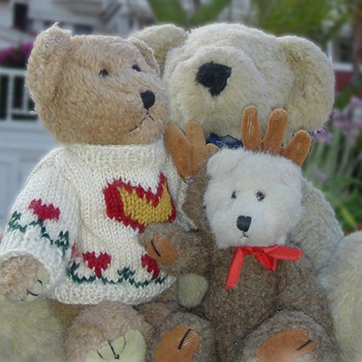 Blondie Bear and Friends